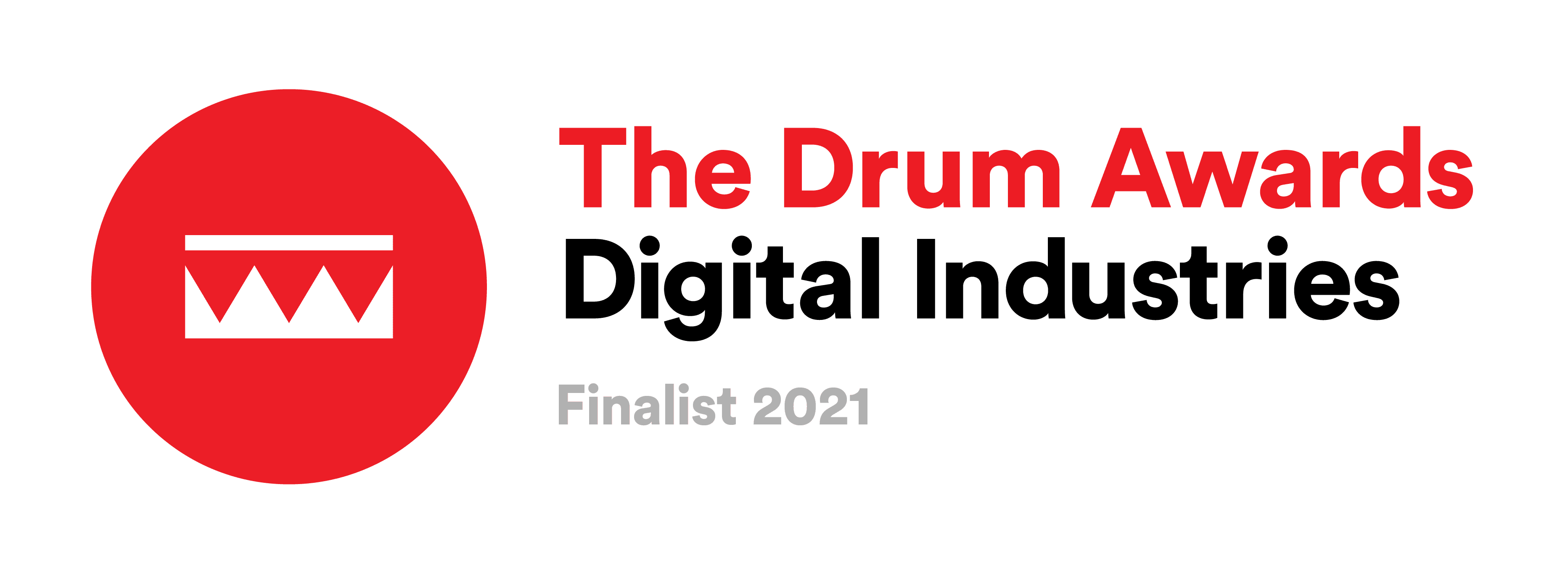 Drum Awards for the Digital Industries Logo